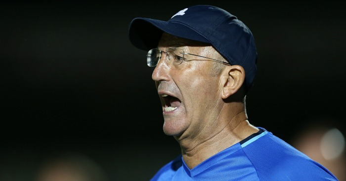 Tony Pulis: Witnessed shock WBA defeat
