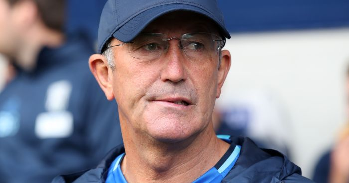 Tony Pulis: Expects busy end to window