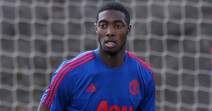 Tyler Blackett: Signed for Reading