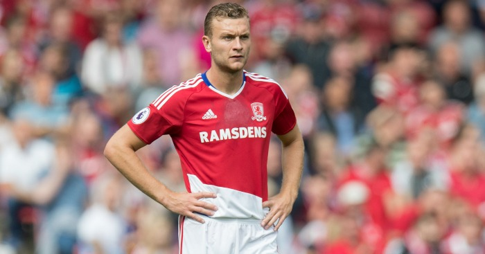 Ben Gibson: Commits to hometown club