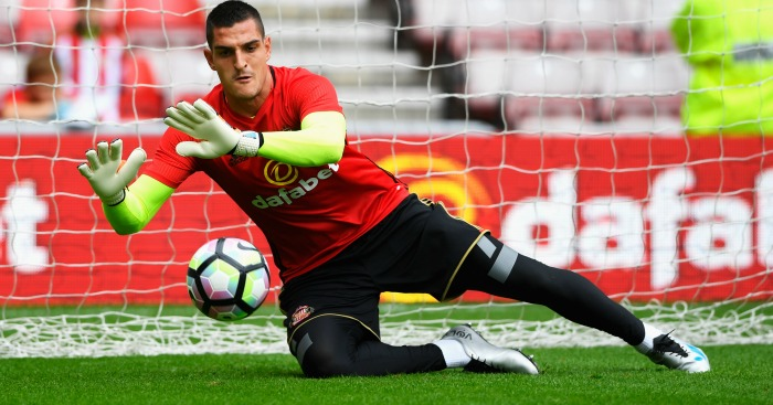 Vito Mannone: Another injury blow for Sunderland
