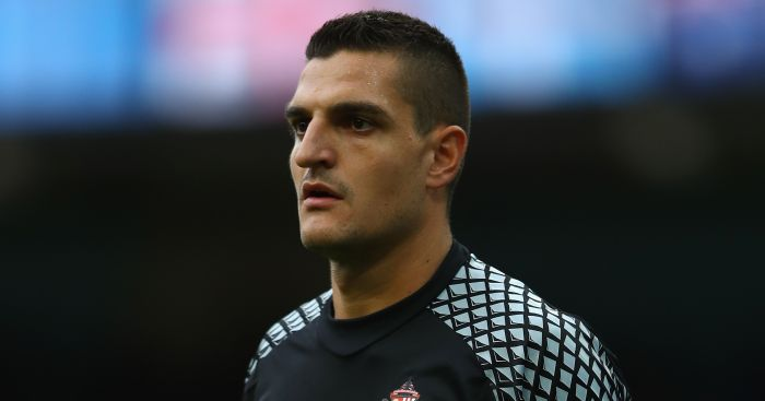Vito Mannone: Eager to improve
