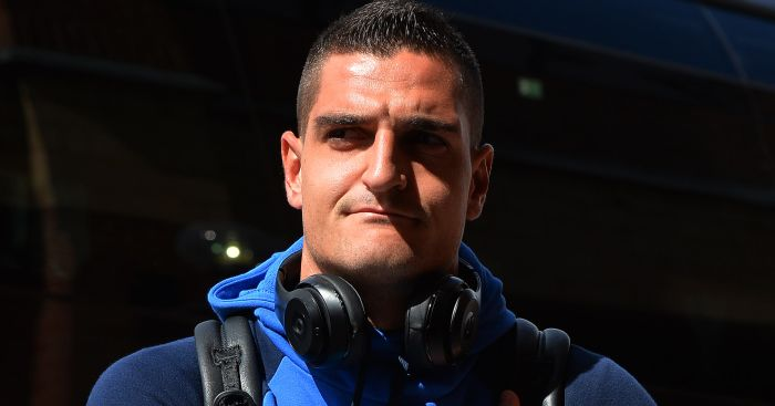 Vito Mannone: Out for three months