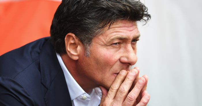 Walter Mazzarri: Critical of Watford team