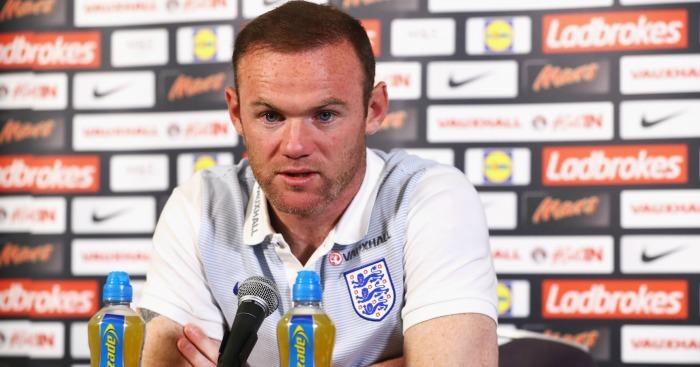 Wayne Rooney: Admits Allardyce mistake