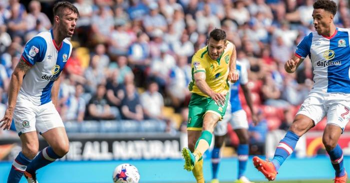 Wes Hoolahan: Midfielder bags Norwich's second goal