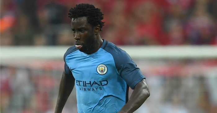 Wilfried Bony: Striker left out of squad for Arsenal friendly