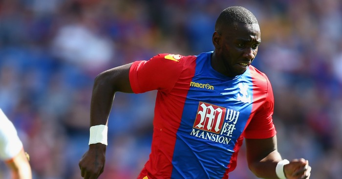 Yannick Bolasie: Attacker expected to depart Palace