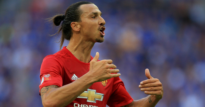 Zlatan Ibrahimovic: Branded a 'cone' by Dugarry