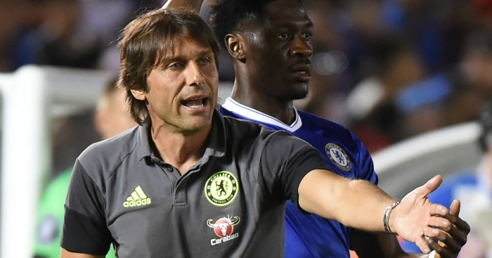 Antonio Conte: Manager targeting Premier League title