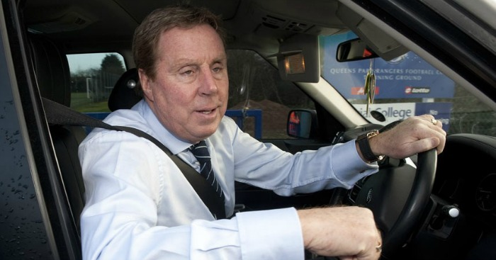 Harry Redknapp: Transfer Deadline Day