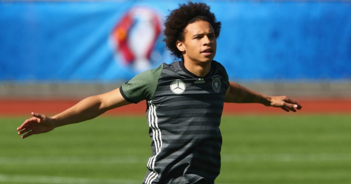 Leroy Sane: New City signing