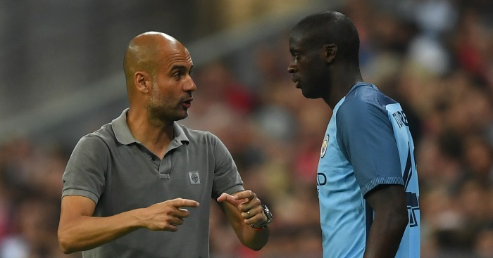 Yaya Toure: Will fight for his future