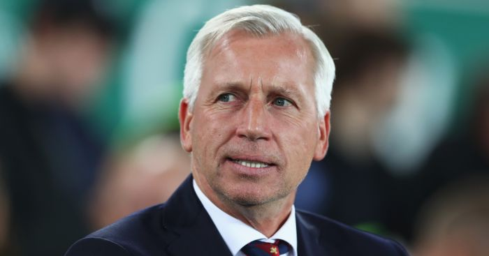Alan Pardew: Saw Palace fight at Goodison