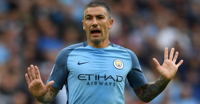 Aleksandar Kolarov: Reminds pundit of Bobby Moore