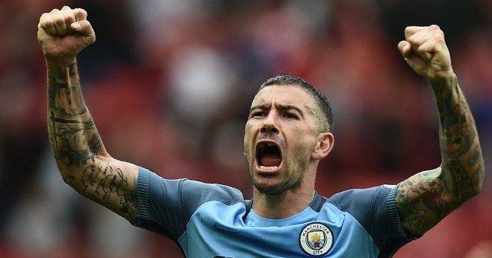 Aleksandar Kolarov: Defender excelling this term