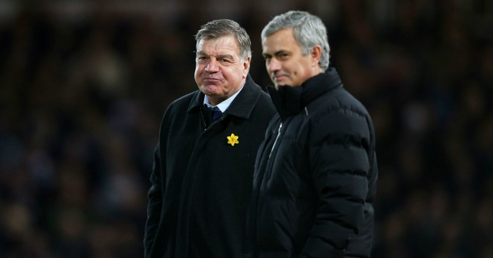 Jose Mourinho: Manager has sympathy for Allardyce