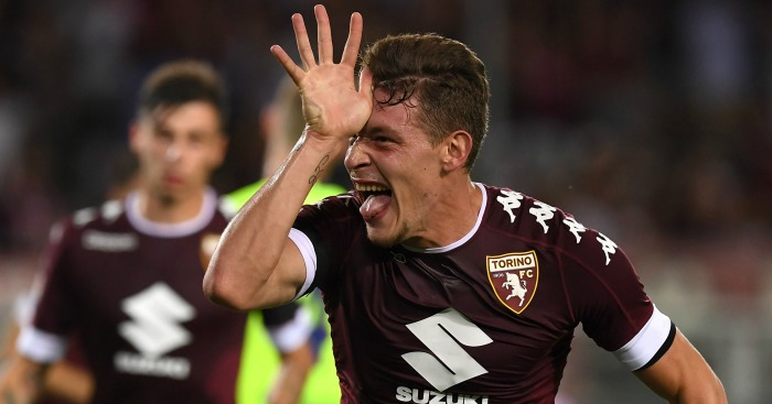 Andrea Belotti: Striker capped once by Italy