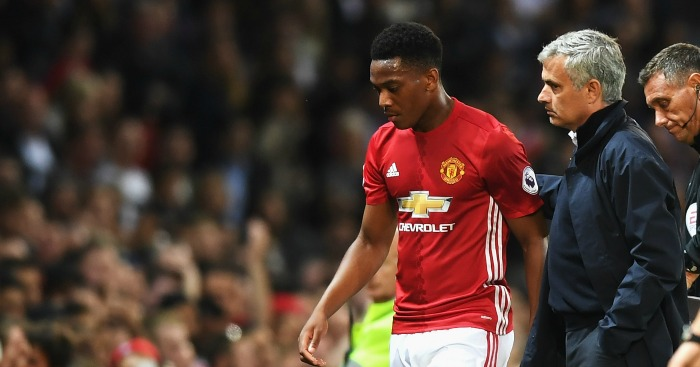 Anthony Martial: Forward has started season slowly