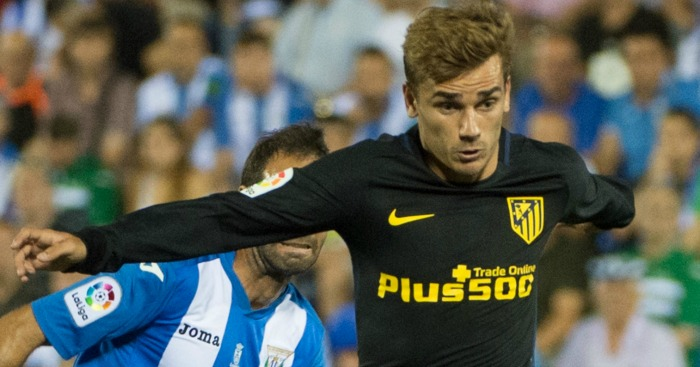 Antoine Griezmann: Ready to spark transfer scramble