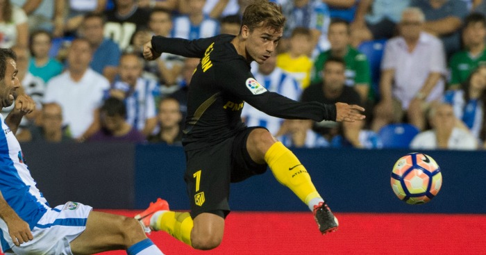 Antoine Griezmann: Wanted by United next year