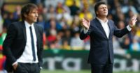 Antonio Conte, Walter Mazzarri: Both new to PL