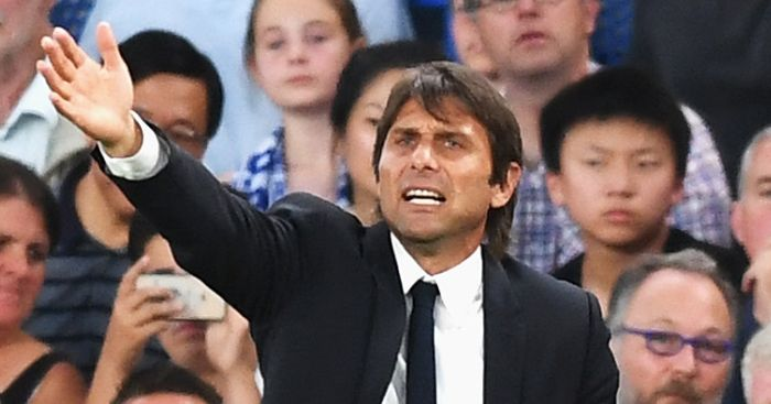 Antonio Conte: Reveals David Luiz's position