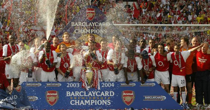 Arsene Wenger: Best Arsenal XI