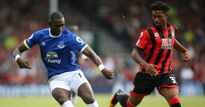 Yannick Bolasie: Watched by Jordon Ibe