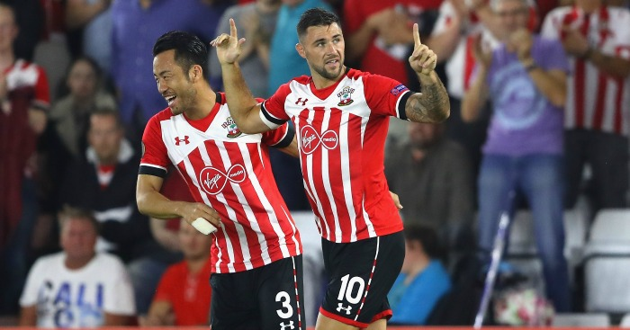 Charlie Austin: Double inspires Saints to win