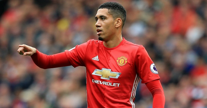 Chris Smalling: Wants improvement from United