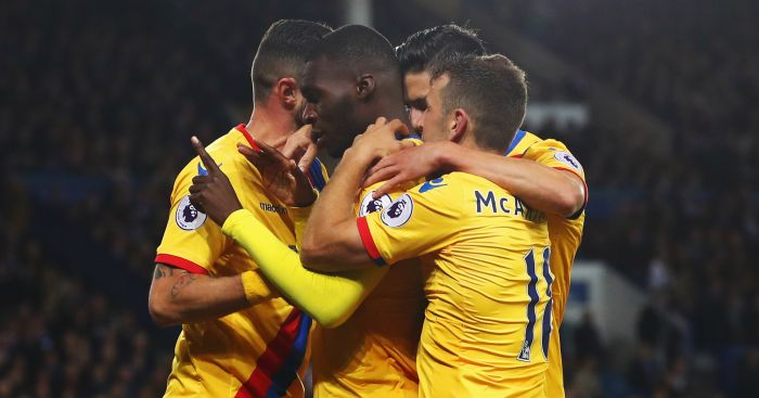 Christian Benteke: Not leaving Palace