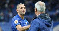 Claudio Ranieri: Backs Slimani to sting Porto again