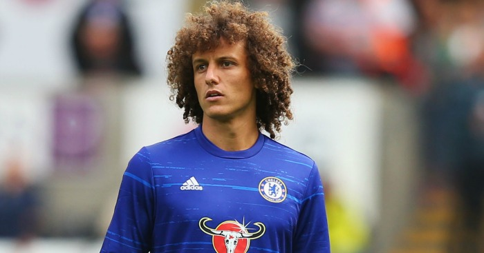 David Luiz: Defender impressive since Chelsea return