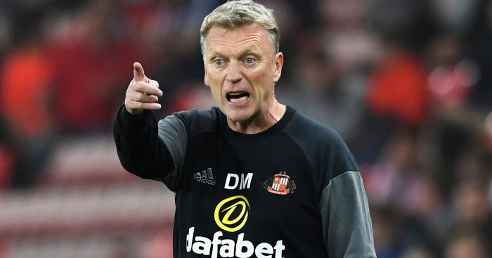 David Moyes: Fears a difficult month for recruitment