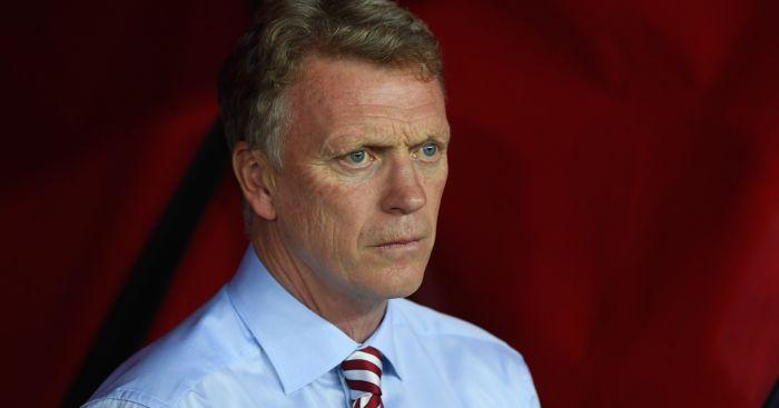 David Moyes: Bemoans Sunderland defending
