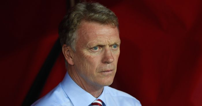 David Moyes: Has spoken to Sunderland defender