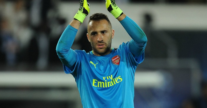 David Ospina: Performance hailed by Wenger