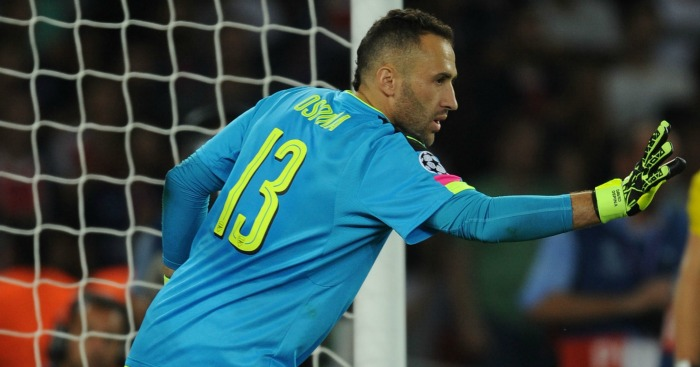 David Ospina: Likely to face Basel