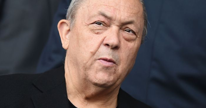 David Sullivan: Discusses West Ham transfers