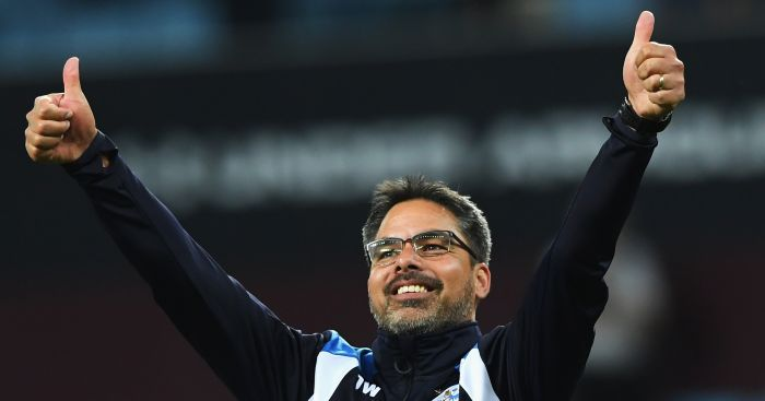 David Wagner: Huddersfield on top