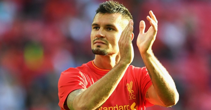 Dejan Lovren: Liverpool defender back after eye injury