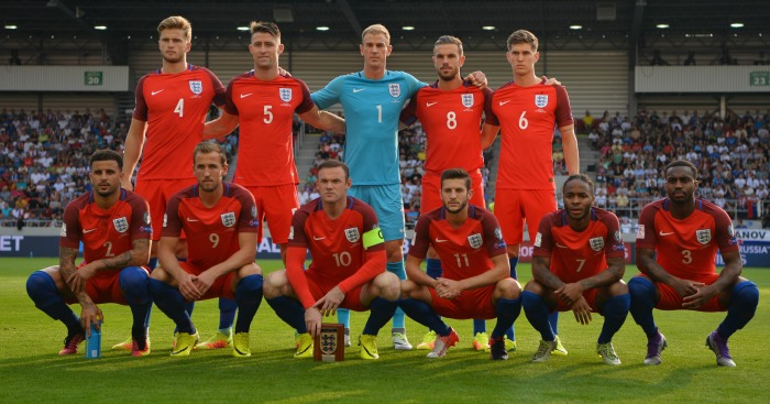 England: Team ground out win in Slovakia