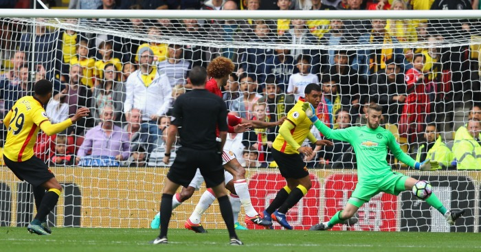 Etienne Capoue: Scores for Watford