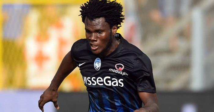 Franck Kessie Atalanta 1