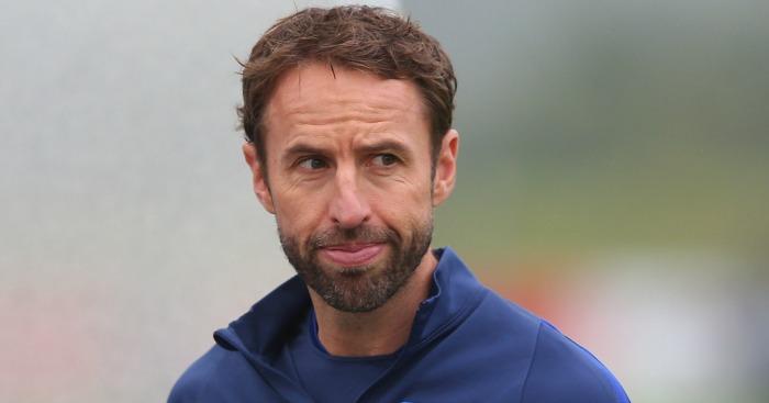 Gareth Southgate: England interim boss