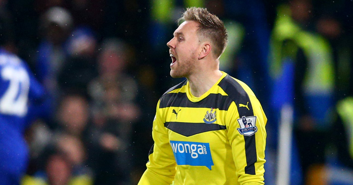 Rob Elliot: Secured new long-term Magpies deal