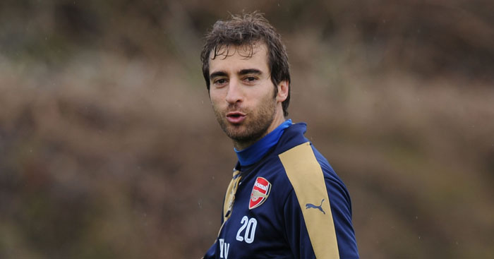 Mathieu Flamini: On verge of joining Crystal Palace