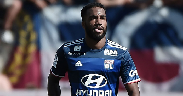 Alexandre Lacazette: Finally keen to quit Lyon?