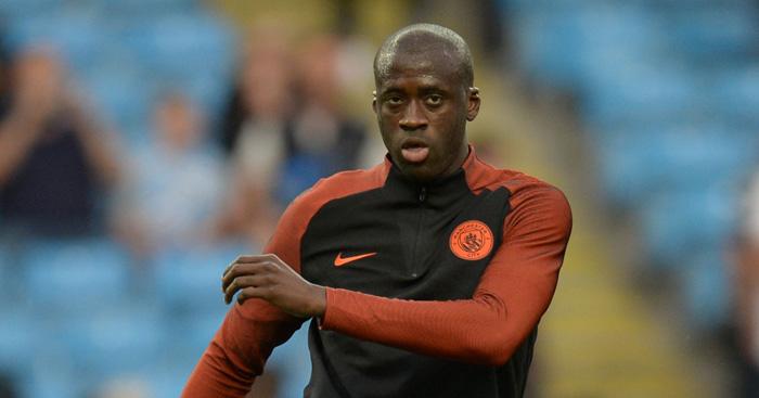 Yaya Toure: Man City outcast a Man Utd target?